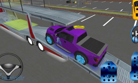 Truck Parking: Car Transporter Ekran Görüntüleri - 1