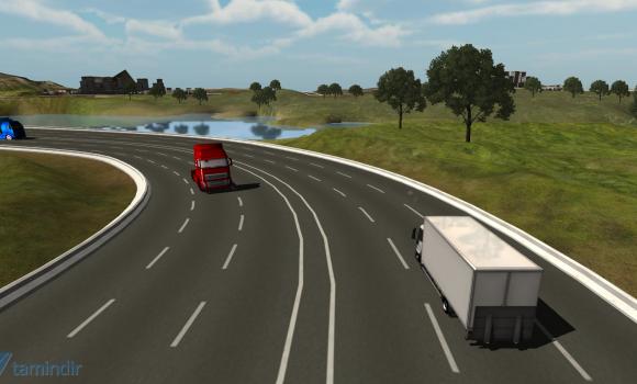 Truck Simulator 2014 Ekran Görüntüleri - 2