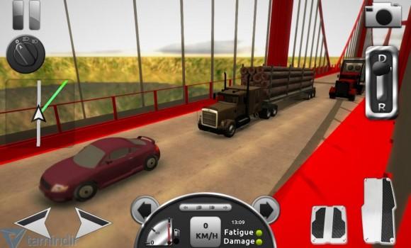 Truck Simulator 3D Ekran Görüntüleri - 2