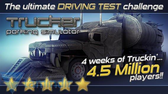 Trucker: Parking Simulator Ekran Görüntüleri - 1