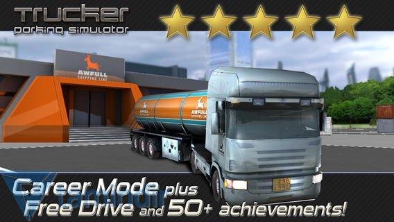 Trucker: Parking Simulator Ekran Görüntüleri - 2