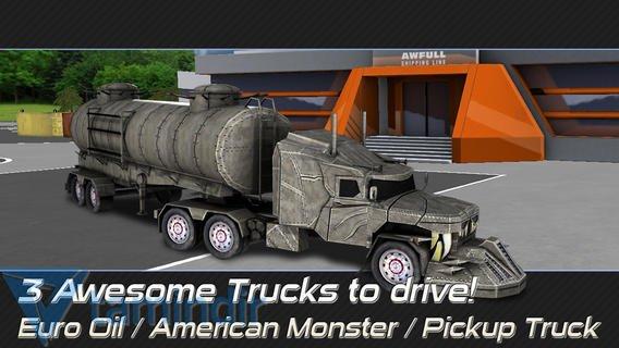 Trucker: Parking Simulator Ekran Görüntüleri - 4