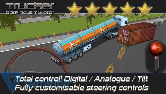 Trucker: Parking Simulator Ekran Görüntüleri - 3