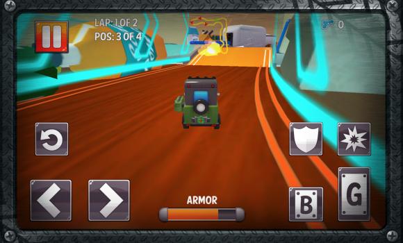 Turbo Toys Racing Ekran Görüntüleri - 1