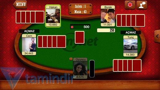 Türk Poker Ekran Görüntüleri - 4