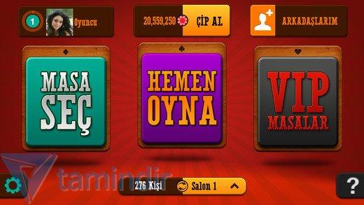Türk Poker Ekran Görüntüleri - 3