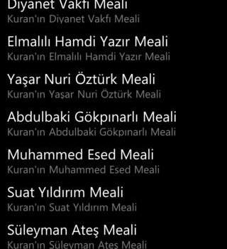 Türkçe İslam Ekran Görüntüleri - 4