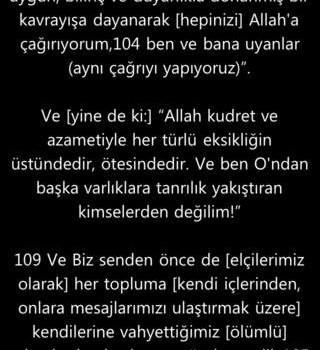 Türkçe İslam Ekran Görüntüleri - 2