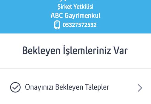 Turkcell Şirketim Ekran Görüntüleri - 7