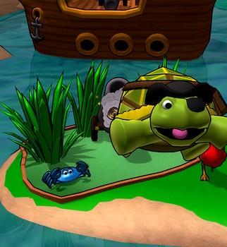 turtle tumble Ekran Görüntüleri - 1