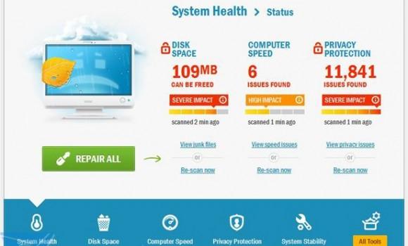 TweakBit PCSuite Ekran Görüntüleri - 3