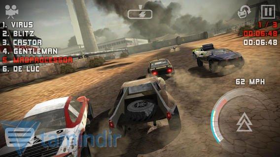 Uber Racer 3D - Sandstorm Ekran Görüntüleri - 3