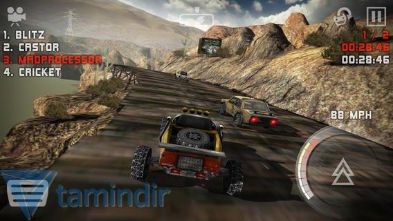 Uber Racer 3D - Sandstorm Ekran Görüntüleri - 1