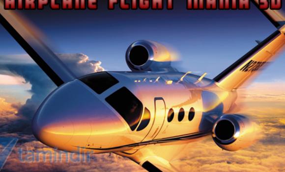 Airplane Flight Mania 3D Ekran Görüntüleri - 3