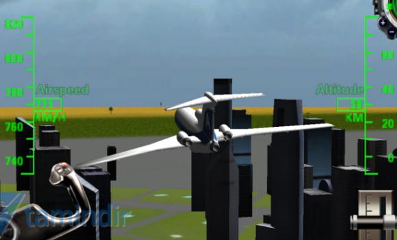 Airplane Flight Mania 3D Ekran Görüntüleri - 2