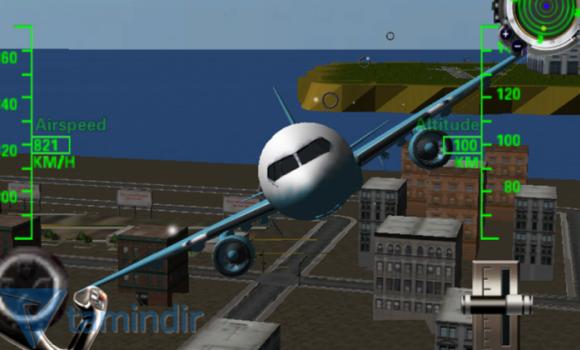 Airplane Flight Mania 3D Ekran Görüntüleri - 1