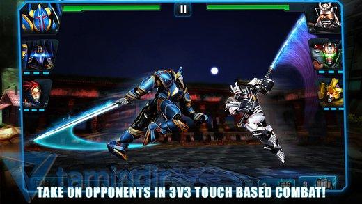 Ultimate Robot Fighting Ekran Görüntüleri - 1