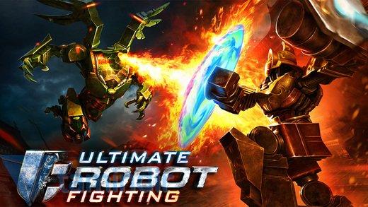 Ultimate Robot Fighting Ekran Görüntüleri - 3