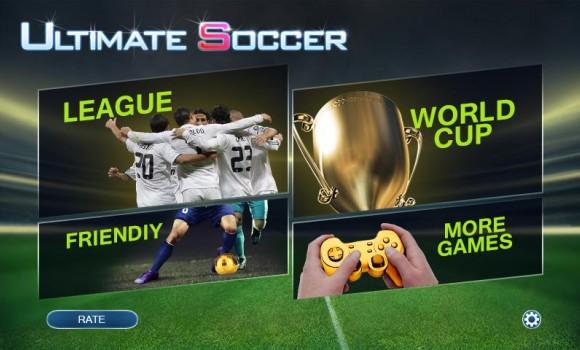 Ultimate Soccer Ekran Görüntüleri - 3