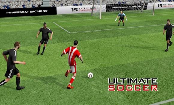 Ultimate Soccer Ekran Görüntüleri - 1