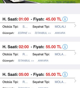 Ulusoy Bilet Ekran Görüntüleri - 4