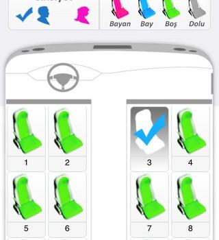 Ulusoy Bilet Ekran Görüntüleri - 3