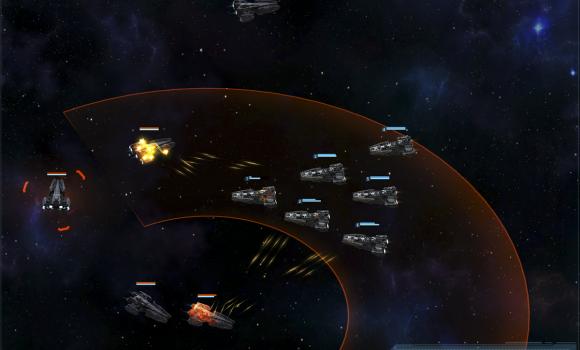 VEGA Conflict Ekran Görüntüleri - 2