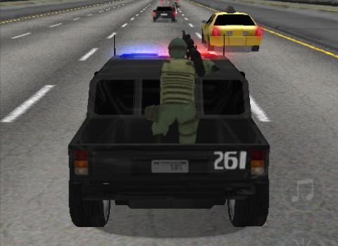 VELOZ Police 3D Ekran Görüntüleri - 3