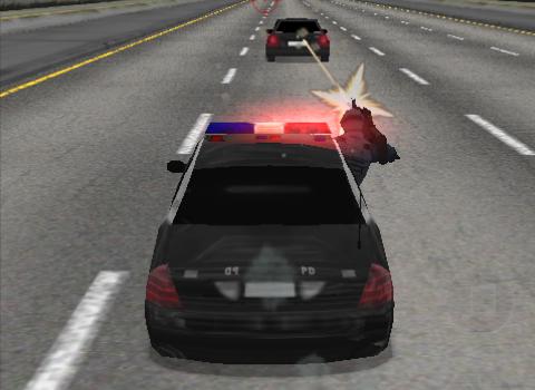 VELOZ Police 3D Ekran Görüntüleri - 1