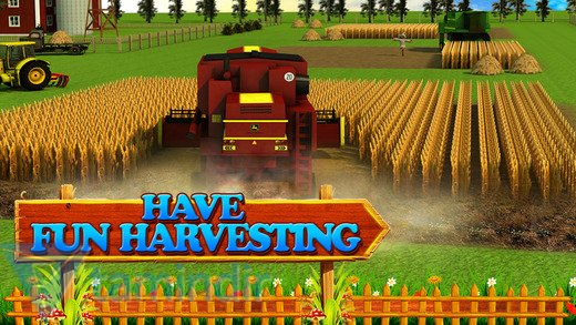 Village Farmer Simulator 3D Ekran Görüntüleri - 2