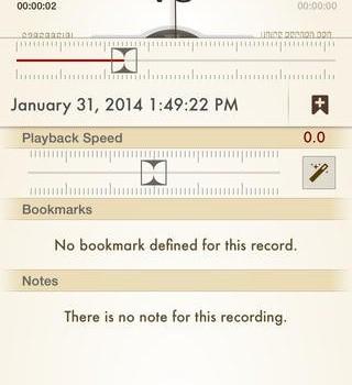 Voice Record Pro 7 Ekran Görüntüleri - 4