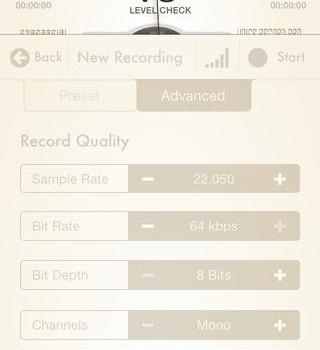 Voice Record Pro 7 Ekran Görüntüleri - 2