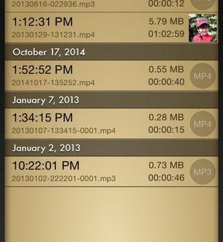 Voice Record Pro Ekran Görüntüleri - 3