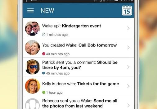 WakesApp Ekran Görüntüleri - 3