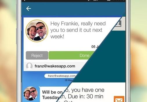 WakesApp Ekran Görüntüleri - 1