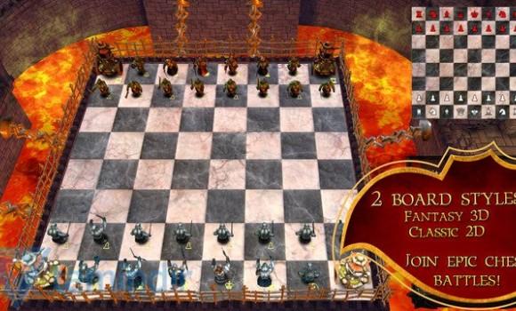 War of Chess Ekran Görüntüleri - 2