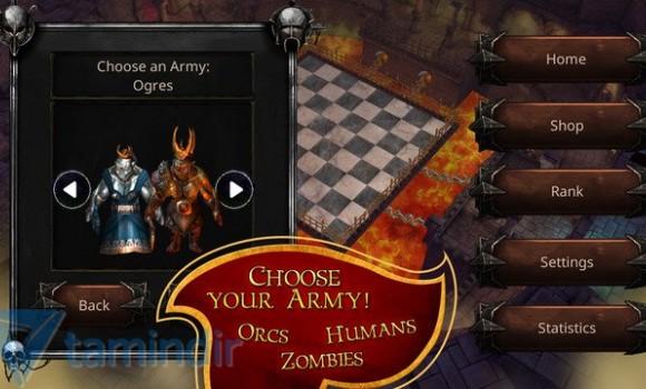 War of Chess Ekran Görüntüleri - 3