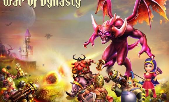 War of Dynasty Ekran Görüntüleri - 3