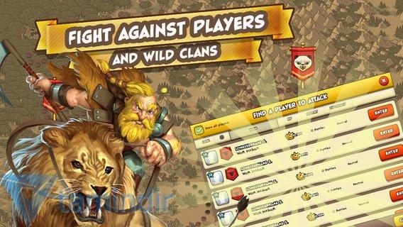 War of Mercenaries Ekran Görüntüleri - 2