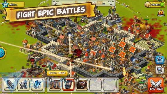 War of Mercenaries Ekran Görüntüleri - 1