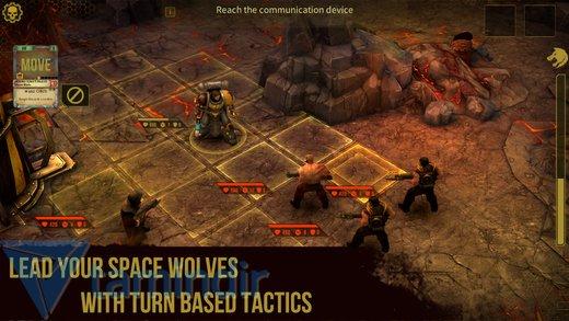 Warhammer 40,000: Space Wolf Ekran Görüntüleri - 3