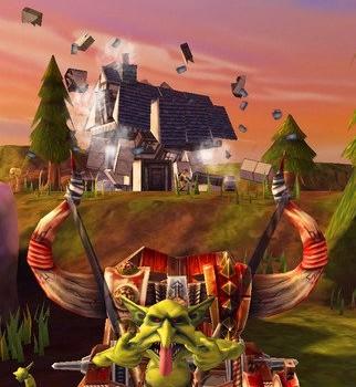 Warhammer: Snotling Fling Ekran Görüntüleri - 3
