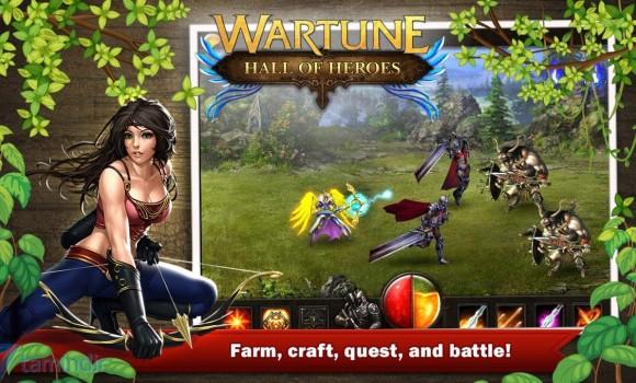 Wartune: Hall of Heroes Ekran Görüntüleri - 4