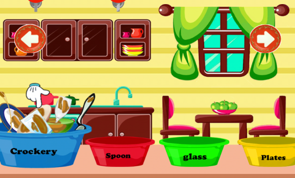 Washing Dishes Ekran Görüntüleri - 4