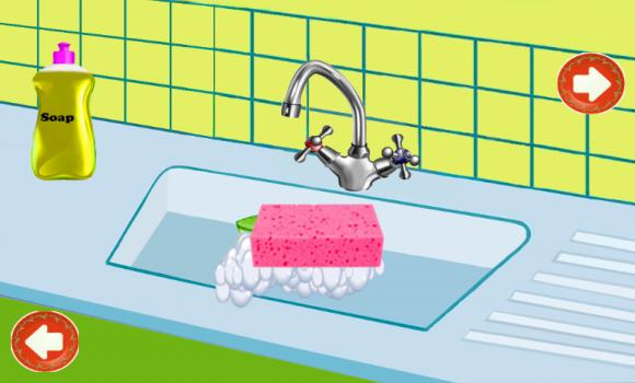 Washing Dishes Ekran Görüntüleri - 2