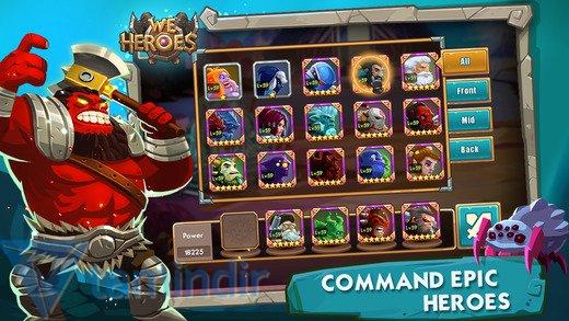We Heroes  Ekran Görüntüleri - 2