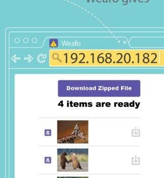 Weafo Ekran Görüntüleri - 1