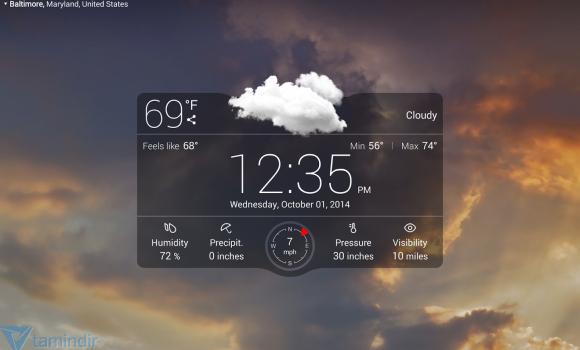 Weather Live Ekran Görüntüleri - 2