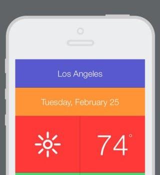 Weathercube Ekran Görüntüleri - 1