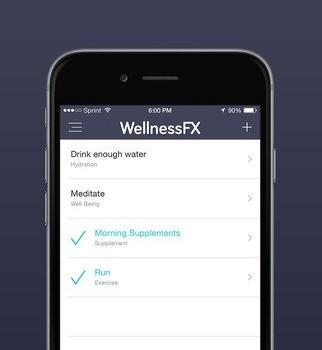 WellnessFX Ekran Görüntüleri - 4